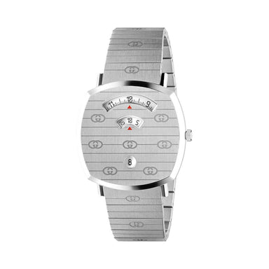 Gucci Quartz Silver-Tone Stainless Steel Watch YA157410
