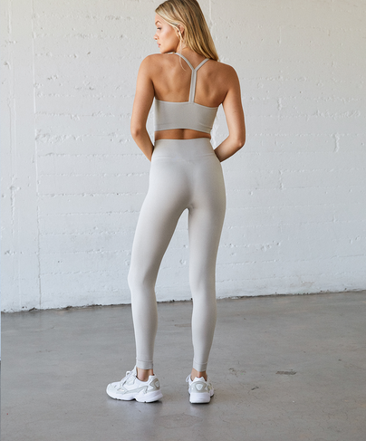 SCULPTFLEX™ LEGGINGS - DUNE