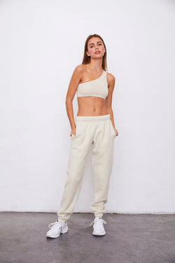 Unisex Sweatpants - OAT MILK