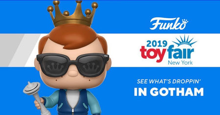 Feb 15, 2019: New York Toy Fair Reveals!