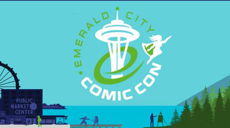 Emerald City Comic Con (ECCC) 2020 • Virtual Convention