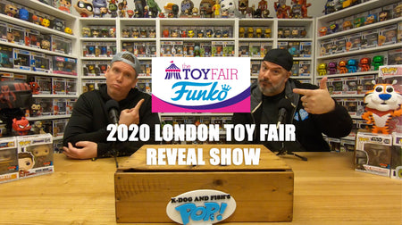 2020 London Toy Fair - Funko Reveal Show!