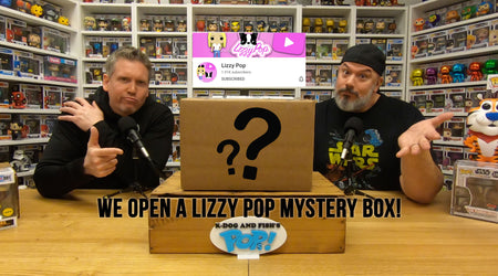 Lizzy Pop Mystery Box!