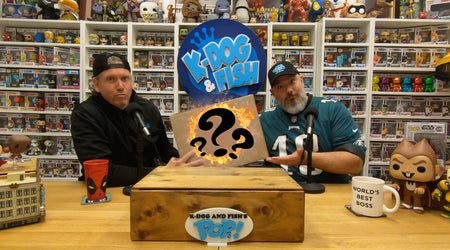 We open a High Roller McPoppin Mystery Box!