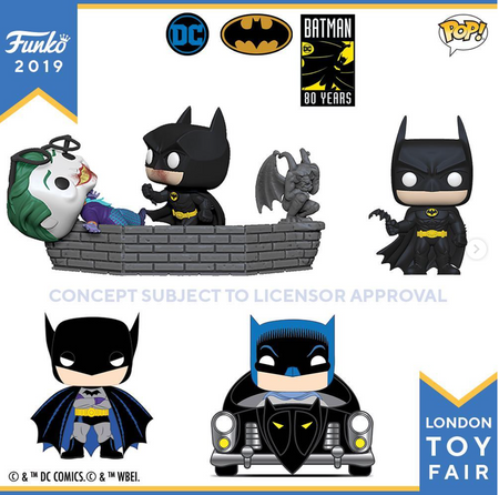 Jan 22, 2019: London Toy Fair Reveals!