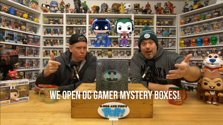 We Open DC Gamer Mystery Boxes!