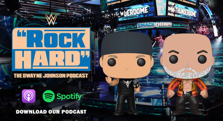 """Rock Hard"" the Dwayne Johnson Podcast!"