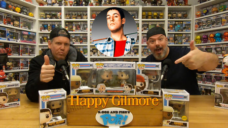 Happy Gilmore Funko Pop Review!