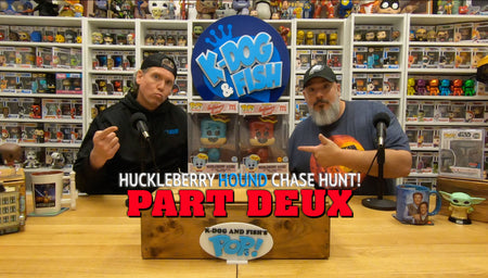 Huckleberry Hound Chase Hunt - Part Deux!