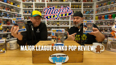 Major League Funko Pop Review!