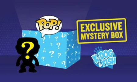 Mystery Box -The Thrill of the Pull!