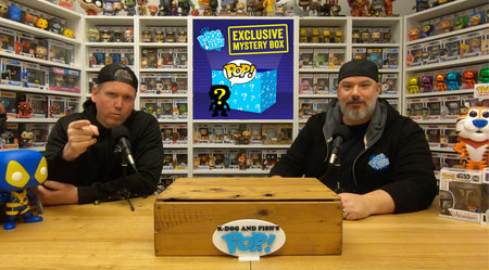 K-DOG & FISH EXCLUSIVE MYSTERY BOX!