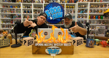 Opening Multiple Mystery Boxes!