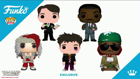 Oct 18, 2018: Trading Places Pops!