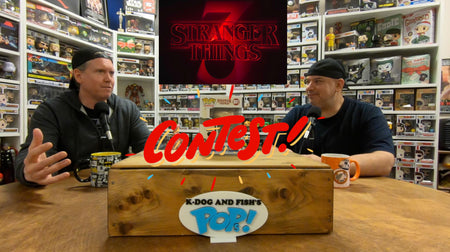 Stranger Things S3 Funko & Contest!