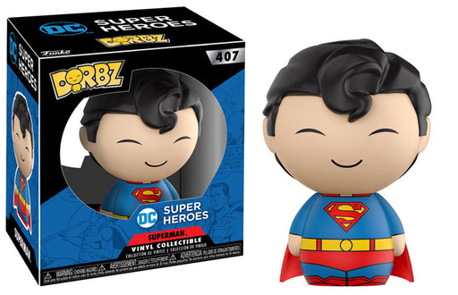 DORBZ - SUPERMAN (DC SUPER HEROES)