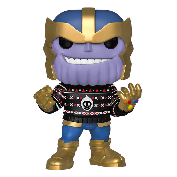 MARVEL: HOLIDAY - THANOS (WITH UGLY SWEATER)