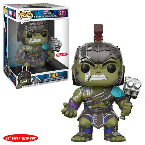 "THOR: RAGNAROK - HULK (GLADIATOR) 10"" EXCLUSIVE"