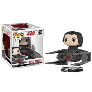 STAR WARS: THE LAST JEDI - KYLO REN (TIE FIGHTER)