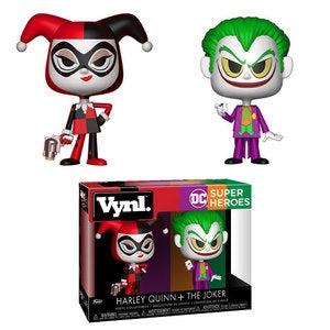 VYNL - HARLEY QUINN + THE JOKER