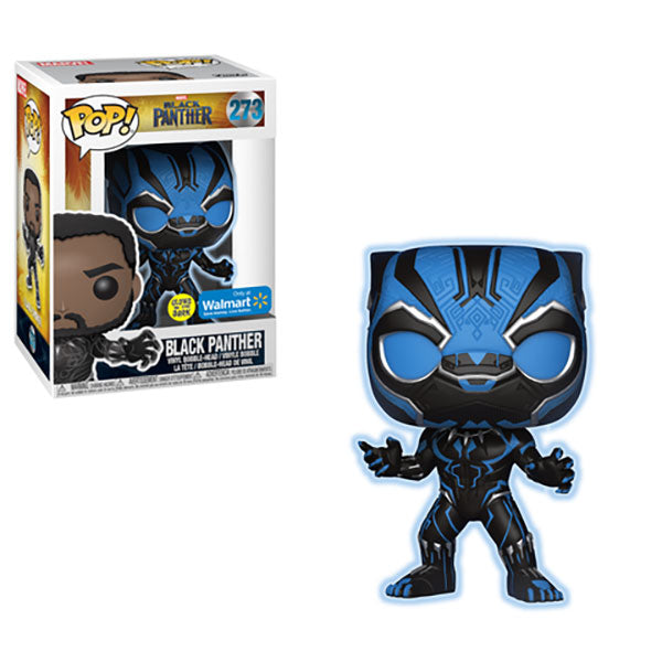 BLACK PANTHER (GLOW IN THE DARK) (EXCLUSIVE)