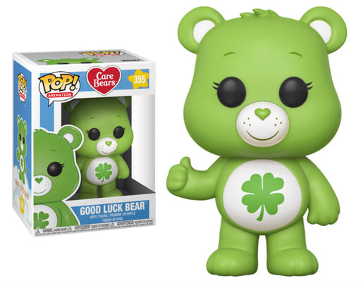 CARE BEARS - GOOD LUCK BEAR