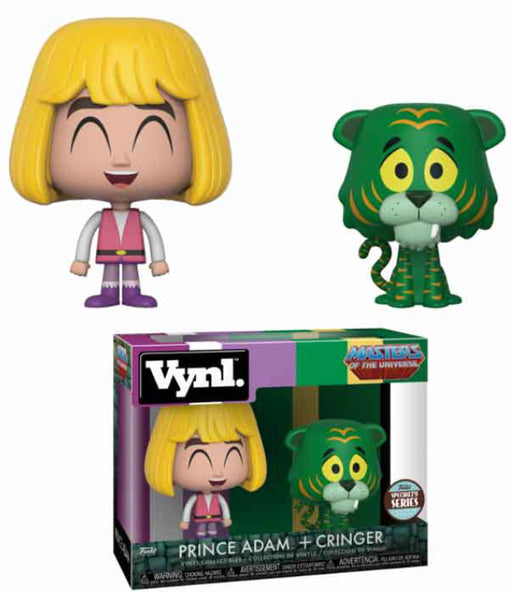 VYNL - PRINCE ADAM + CRINGER (SPECIALTY SERIES)