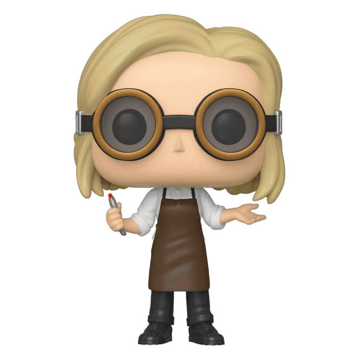 DOCTOR WHO - THIRTEENTH DOCTOR (WITH GOGGLES)