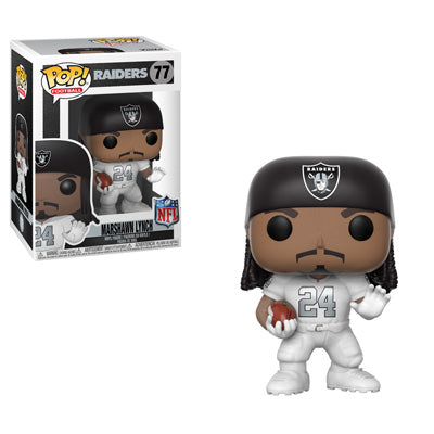 NFL - MARSHAWN LYNCH (COLOR RUSH JERSEY)
