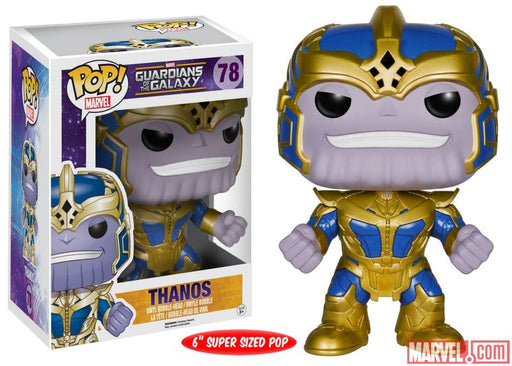 "GUARDIANS OF THE GALAXY - THANOS (6"")"