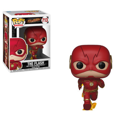 THE FLASH TV SERIES - THE FLASH (RUNNING)