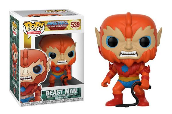 MASTERS OF THE UNIVERSE - BEAST MAN