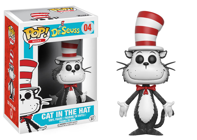 DR. SEUSS - CAT IN THE HAT