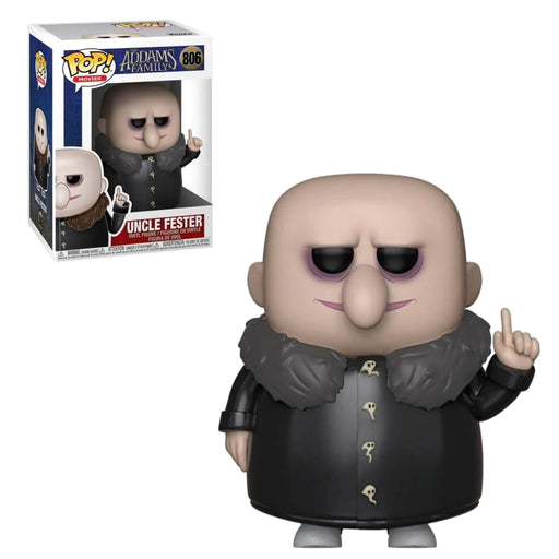 THE ADDAMS FAMILY (2019) - UNCLE FESTER