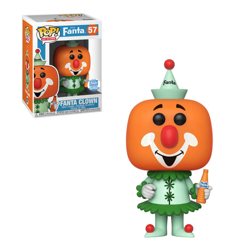 AD ICONS - FANTA: FANTA CLOWN (FUNKO SHOP EXCLUSIVE)