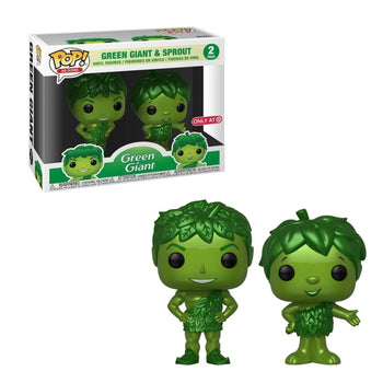 AD ICONS - GREEN GIANT - GREEN GIANT & SPROUT (2-PACK) (EXCLUSIVE)