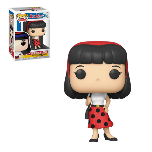 ARCHIE COMICS - VERONICA LODGE
