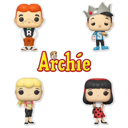 ARCHIE COMICS - ARCHIE SET