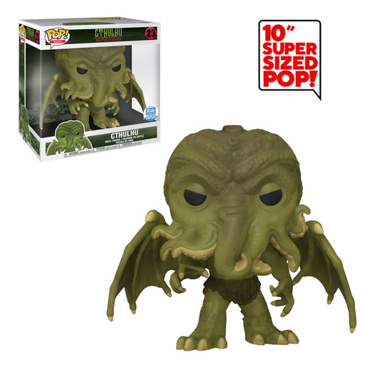 "CTHULHU: MASTER OF R'LYEH - CTHULHU (10"") (EXCLUSIVE)"