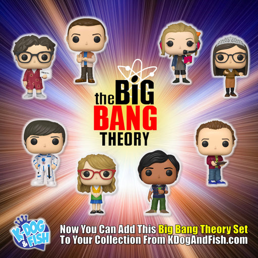 BIG BANG THEORY - SET