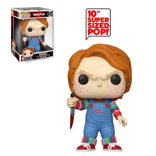 "CHILD'S PLAY - CHUCKY (10"") (PRE-ORDER)"
