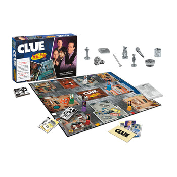CLUE: SEINFELD EDITION (BOARD GAME)