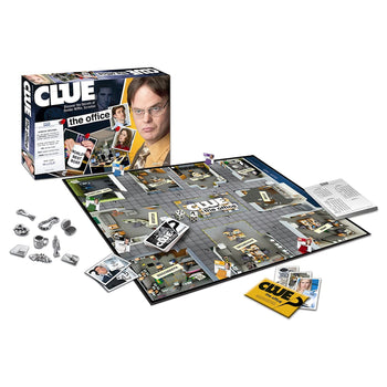 CLUE: THE OFFICE EDITION (BOARD GAME)