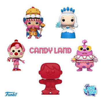 RETRO TOYS - CANDY LAND (SET)