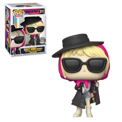 DC: BIRDS OF PREY - HARLEY QUINN (INCOGNITO) (SPECIALTY SERIES) (PRE-ORDER)