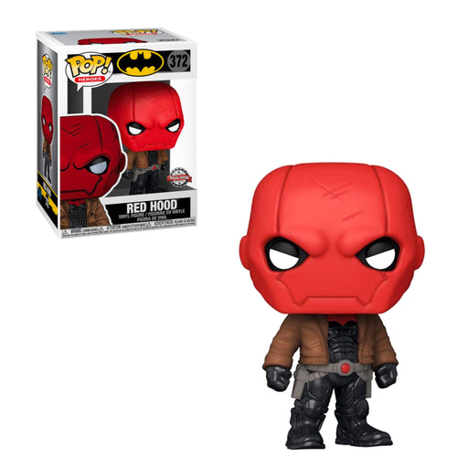 DC - RED HOOD (JASON TODD) (EXCLUSIVE)