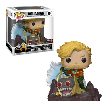 DC - JIM LEE - AQUAMAN (POP DELUXE) (EXCLUSIVE)