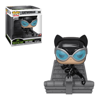 DC - JIM LEE - CATWOMAN (POP DELUXE) (EXCLUSIVE)