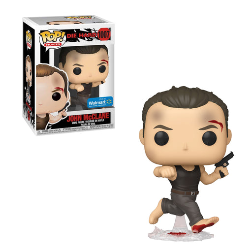 DIE HARD - JOHN McCLANE (EXCLUSIVE) (BOX IMPERFECTIONS)
