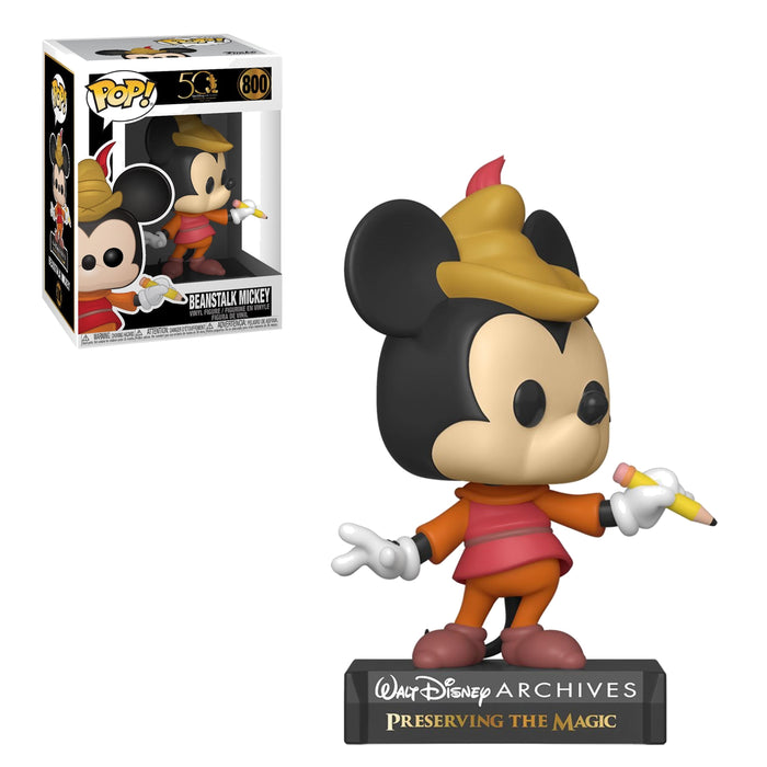 DISNEY: ARCHIVES 50TH ANNIVERSARY - BEANSTALK MICKEY (PRE-ORDER)